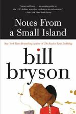 NOTES FROM A SMALL ISLAND by BILL BRYSON Paperback Nonfiction English Book 2001