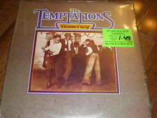 The Temptations LP House Party SEALED CANADA