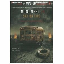 Monument 14: Sky on Fire 2 by Emmy Laybourne (2013, MP3 CD, Unabridged)