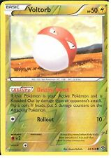 POKEMON XY - VOLTORB 44/146 REV HOLO