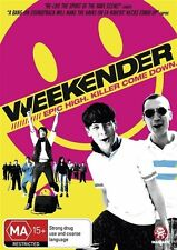 Weekender - New/Sealed DVD Region 4