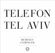 Telefon Tel Aviv: Remixes Compiled  Audio CD