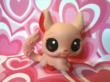 Valentine Love In Your Eyes Chinchilla * OOAK Painted Custom Littlest Pet Shop