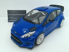Minichamps 1:18 FORD FIESTA WRC STREET IN BLUE 1,002 PCS 151 110891 VERY RARE