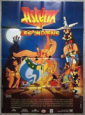 Affiche ASTERIX ET LES INDIENS Asterix in America UDERZO Gerhard Hahn 120x160