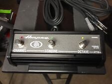 Ampeg AFP3B 3-button footswitch