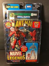 MARVEL LEGENDS ANT MAN WAL-MART GIANT MAN  SERIES LOOK!!!