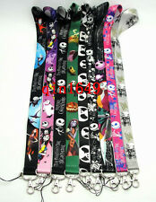 The nightmare before Christmas Mobile Phone LANYARD Neck Straps ID Holder 10PCS