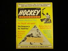 March 1969 Hockey Pictorial Magazine
