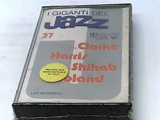 Giants of Jazz 37 - Clarke, Harris, Shihab, Boland -  Cassette -  SEALED