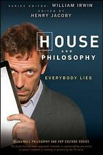 House and Philosophy: Everybody Lies by Henry Jacoby (Paperback, 2008)