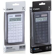Solar Canon X Mark 1 Keypad Calculator Wireless Bluetooth Macbook PC Laptop