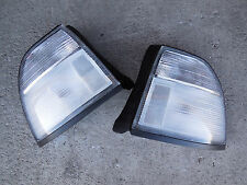 Honda Accord 96 97 clear tail light euro style lamps 2 pcs outer pannel