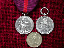 Replica Copy WW1 Medal of the Order of the British Empire Full Size Aged