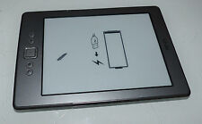 Amazon Kindle 4 DO1100 15,2 cm (6 Zoll) grau ebook Reader mit Pixel Fehler