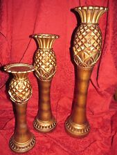 Vintage Table Top Candle/Decorative Ball Holders~High End~Hollywood Regency