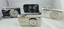 3 Nikon COOLPIX S3300, s560, s4000 Digital Camera working condition..l@@k!