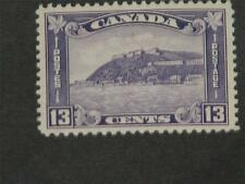 Canada Scott# 201, mint hinged