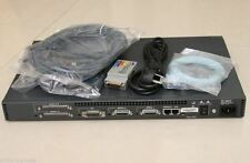 Cisco 2511 Terminal Access Server Router with Octal 16D/16F Ready to use Config