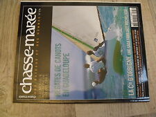 $$m Revue chasse-marée N°178 regates canots Guadeloupe  Cie Orbigny  Peisson