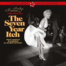 The Seven Year Itch - Complete Score - Limited Edition - Alfred Newman
