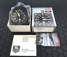 NOS Heuer Dashboard Timer IFR(I.F.R.)Aircrafts 12 minute stopwatch Ref. 542.838