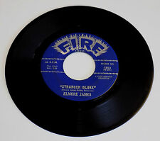 Elmore James - Stranger Blues / Anna Lee - Fire 1503 - 1962 45