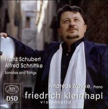Franz Schubert, Alfred Schnittke: Sonatas and Songs [Hybrid SACD], New Music