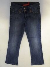 Fishbone  Jeans Hose Schlaghose Blau Stonewashed W30 L32
