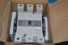 AEG LS 107.12 Contactor E-Nr:910-337  600Volt AC 150Amper Us220VDC