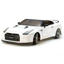 Tamiya 1:10 TT02D Nissan GT-R Drift Spec w/ESC 4WD EP On Road RC Car Kit #58623