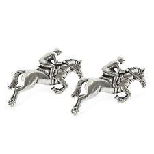 Cavallo & Fantino Peltro Inglese gemelli camicia in confezione regalo