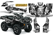 CAN-AM OUTLANDER 500 650 800 1000 2013-2014 GRAPHICS KIT CREATORX INFERNO W
