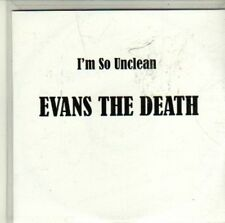 (CI373) I'm So Unclean, Evans The Death - 2011 DJ CD