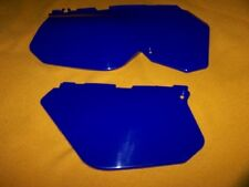 BLUE YAMAHA DTR125 DTR200 DTR 125 200 DT R RIGHT AND LEFT SIDE PANELS