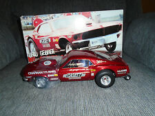 *SUPER RARE* 1/18 GMP - 1969 Mr Gasket - Gasser Mustang - Ohio George *1/2508*