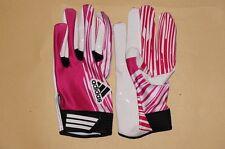 NEW Adidas AdiZero Mens Receiver Football Gloves Many Sizes