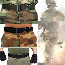 Blackhawk Emergency Rescue Military Rigging Rigger Belts Adjustable BLACK