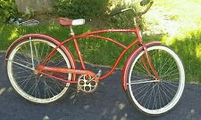 1964 Chicago Schwinn Typhoon 2 speed Cruiser all original