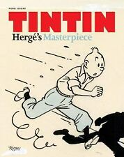 Tintin : Herge's Masterpiece by Pierre Sterckx (2015, Hardcover)