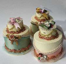 Katherine'S COLLECTION Chantilly Torta di Natale Ornamento Marie Antoinette