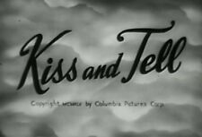 KISS AND TELL (1945) DVD SHIRLEY TEMPLE, JEROME COURTLAND