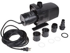 Submersible Pond Pump Water Fountain Sump Waterfall FishPond Pool Pump 5283 GPH