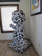 "TOM EVERHART LINUS STATUE ""BEHOLD, THE WILD CARD"" 2003 ONE OF A KIND VERY RARE"
