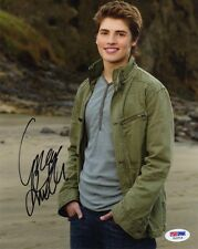 Gregg Sulkin SIGNED 8x10 Photo Wizards of Waverly Place PSA/DNA AUTOGRAPHED