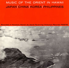 Music Of The Orient In Hawaii (2009, CD NEU) CD-R