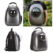 Astronaute Capsule Chien Chat Pet Backpack Transparent Respirante Sac Voyage