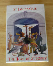 St James's Gate The Home of Guinness Playing Cards