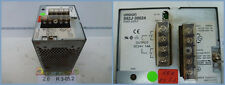Omron S82J-30024 In: 100-120V/200-230V 8A/4A Out: DC 24V 14A