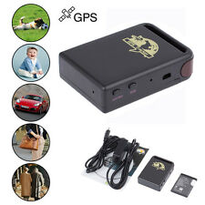 Mini SPY Vehicle GSM GPRS GPS Tracker Car Vehicle Tracking Locator Device TK102B